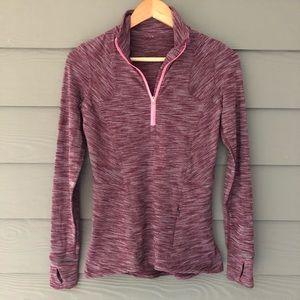 Lululemon define half zip pullover